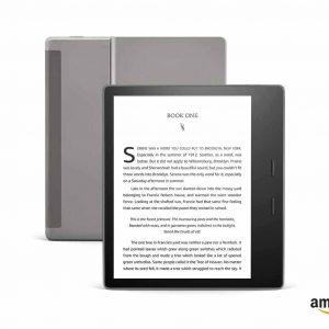 Kindle Oasis Now with Adjustable Warm Light