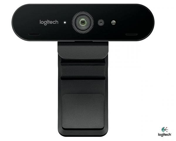 Logitech BRIO – Ultra HD Webcam 4K