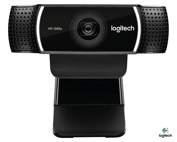 Logitech C922 Pro Stream Webcam