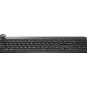 Logitech Craft Advanced Wireless Keyboard with Creative Input Dial