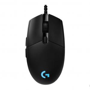Logitech G PRO Hero Gaming Mouse - Black