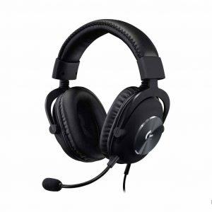 Logitech G Pro X Gaming Headphone With Blue Voice Technology - Black