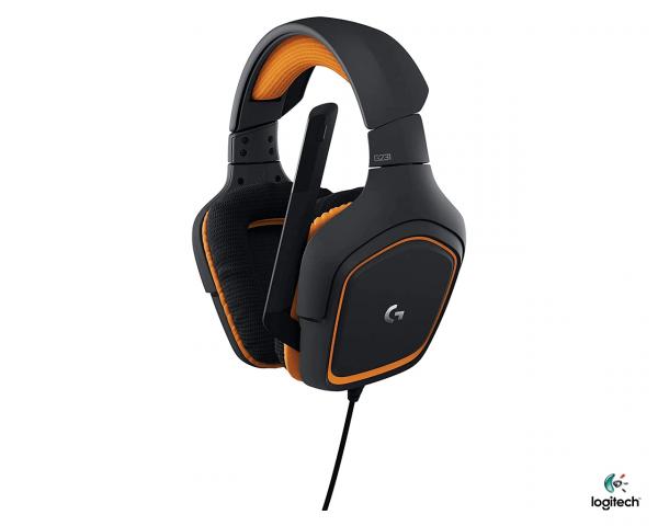 Logitech G231 Prodigy Gaming Headphone