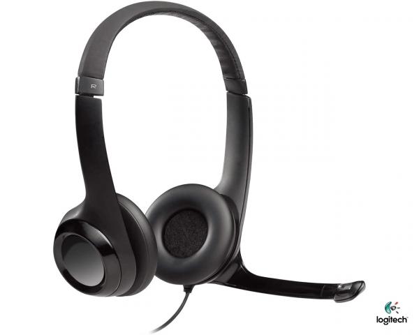 Logitech H370 USB Headphone