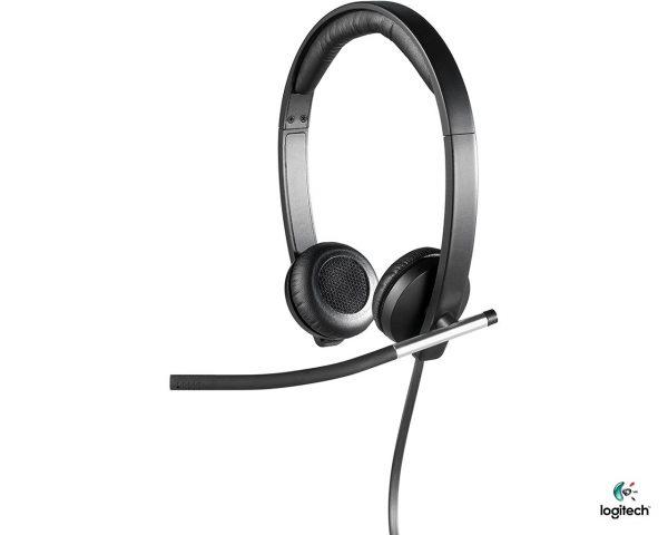 Logitech H650e Stereo USB Headphone