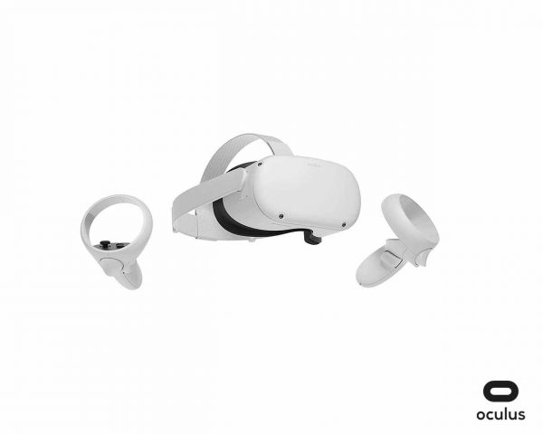 Oculus Quest 2 Advanced All In One Virtual Reality Headset