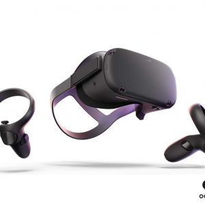 Oculus Quest All-in-one VR Gaming Headset