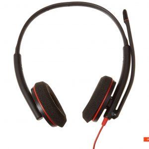 Plantronics Blackwire C3220 Stereo Wired USB Headphone