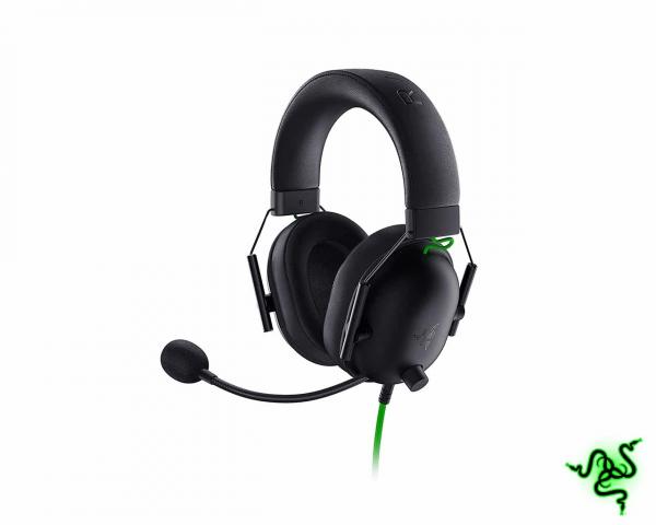 Razer BlackShark V2 X Wired Gaming Headphone