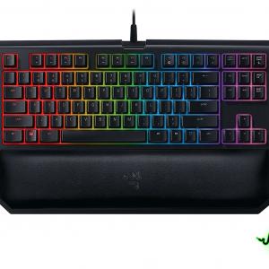 Razer BlackWidow TE Chroma V2 Mechanical Gaming Keyboard - Green Switches