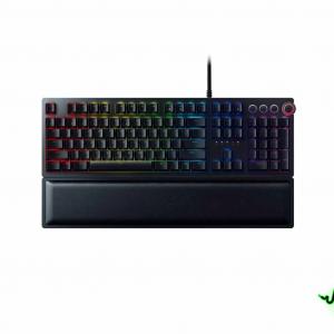 Razer Huntsman Elite OPTO-Mechanical Gaming Keyboard Light Clicky