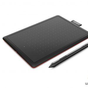"Wacom One CTL- 672 Pen Tablet Medium 8"" x 5.3"" Black"