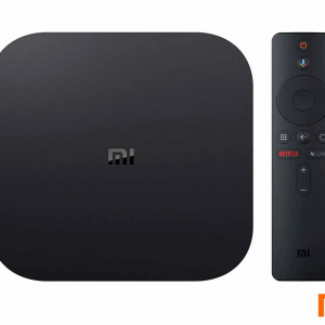 Xiaomi Mi Box S Android TV with Google Assistant Remote Streaming Media Player