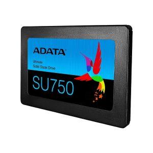 "ADATA SU750 Solid State Drive 512GB 2.5"" SATA 6Gb/s 3D NAND SSD"
