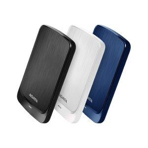 AData HV320 2TB Slim Compact Portable External Hard Drive