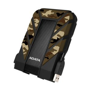 Adata HD710M Pro 1TB Portable Hard Drive Camouflage