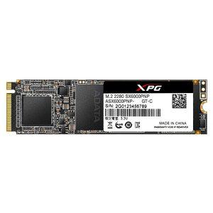 Adata XPG SX6000 Pro 256GB PCIe 3D NAND PCIe Gen3x4 M.2 2280 SSD