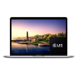 Apple MacBook Pro 13 MYD82 - Apple M1 Chip 08GB 256GB SSD 13.3 Retina IPS LED Display With True Tone Backlit Magic Keyboard & Touch ID & Force Touch TrackPad