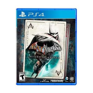 Batman Return to Arkham PS4 PS5