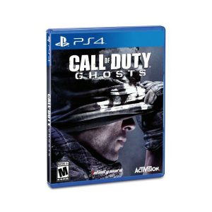 Call of Duty Ghosts PS4 PS5
