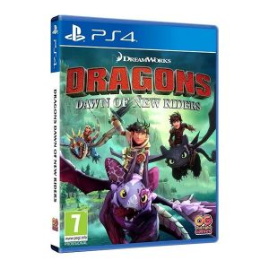 Dragons Dawn of New Riders PS4 PS5