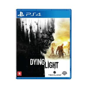 Dying Light The Following PS4 PS5