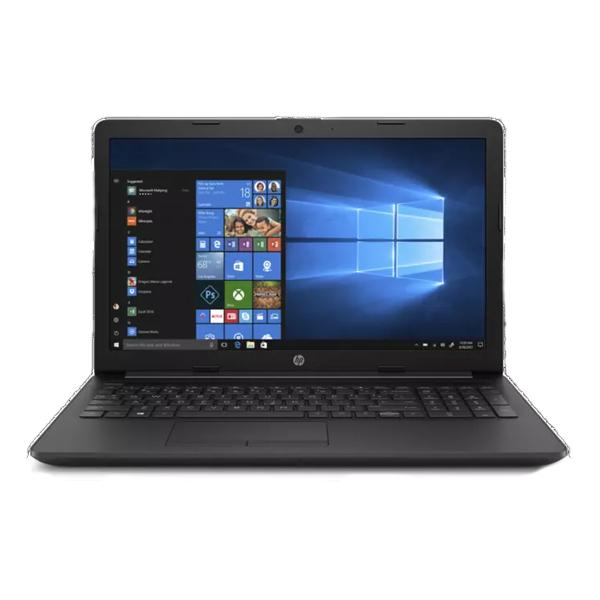 "HP 15 DA2871nia Comet Lake - 10th Gen Core i5 08GB to 32GB 1-TB HDD + Optional SSD 15.6"" HD 720p Touchscreen MicroEdge BV LED Win 10 (Black)"
