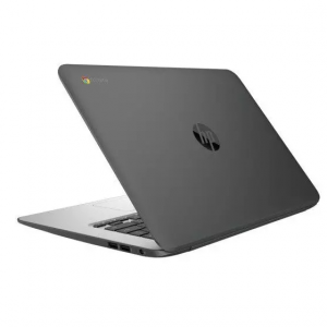 HP ChromeBook 14 G4 - Intel Celeron 02GB 16GB SSD 14 HD 720p LED ChromeOS With Default Set of HP App (Black, Used)