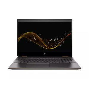 HP Spectre x360 15 GEM CUT Whiskey Lake - 8th Gen Ci7 QuadCore 16GB 1-TB SSD 4-GB NVIDIA GTX1050Ti FP Reader W10 B&O Play 15.6