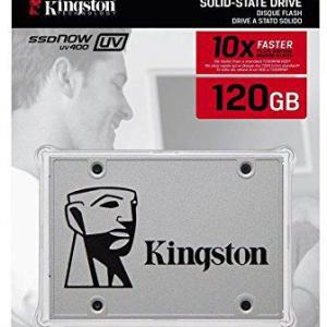 Kingston SSDNow UV400 SATA 3 SSD – 240GB