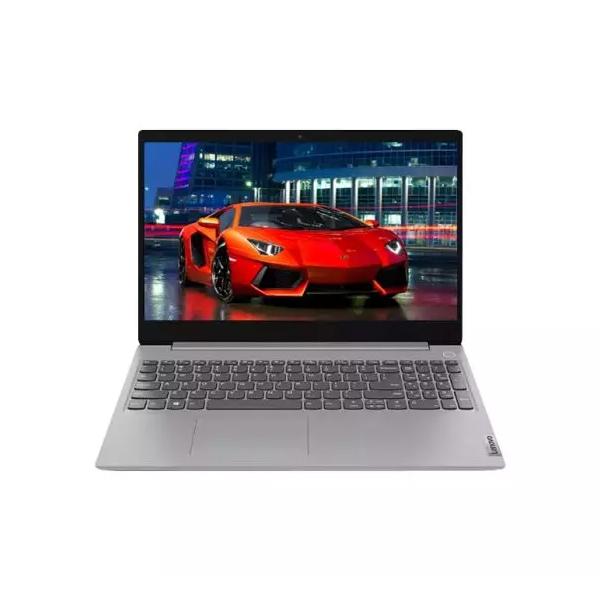 Lenovo IdeaPad 3 Ice Lake - 10th Gen Core i3 04GB 1-TB HDD 15.6