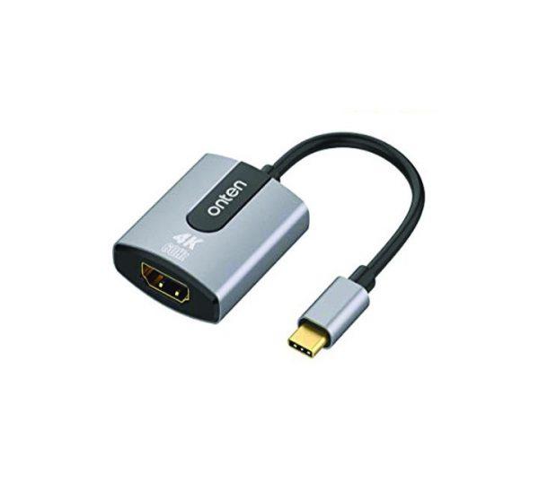 Onten OTN-91185 USB Type C To HDMI