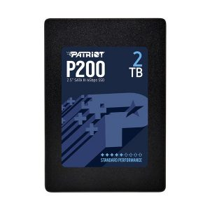 """Patriot 2TB P200 2.5"""" SATA III SSD Drive"""