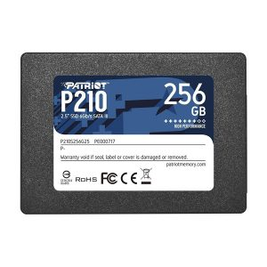Patriot P210 256GB 2.5 Sata III SSD