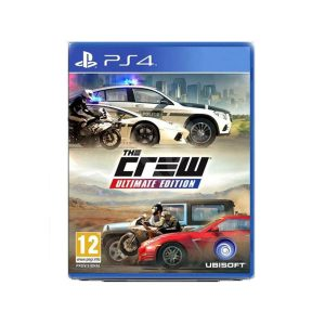 The Crew Ultimate Edition PS4 PS5