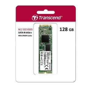 Transcend 128GB M.2 SATA Internal SATA III MTS830 SSD