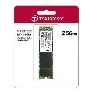 Transcend 256GB MTS832 SATA III M.2 SSD