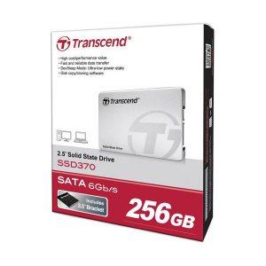 Transcend 256GB SSD370S SATA III 2.5 Internal SSD