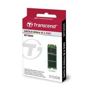 Transcend 512GB MTS600 SATA III M.2 Internal SSD