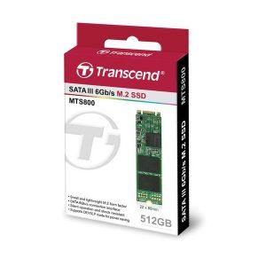 Transcend 512GB MTS800 SATA III M.2 Internal SSD