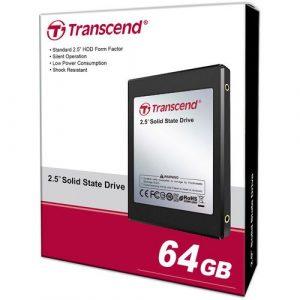 Transcend 64GB 2.5 PATA SSD