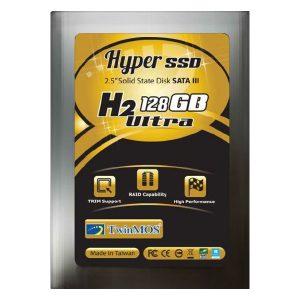 TwinMos Hyper 2.5 Inch SATA Internal SSD 128GB