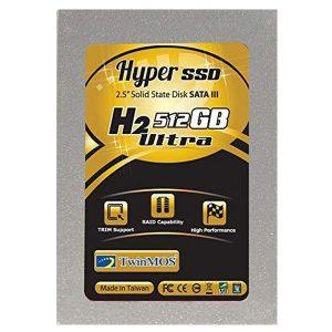 TwinMos Hyper 2.5 Inch SATA Internal SSD 512GB