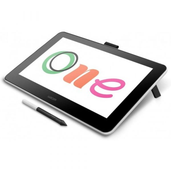 Wacom One DTC-133 Graphic Drawing Pen Display Tablet