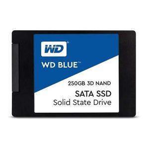 Western Digital Blue SATA III 3D NAND 250GB 6-Gbs,SSD