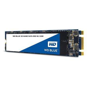 Western Digital Blue SATA III M.2 2280 3D NAND 500GB 6-Gbs SSD