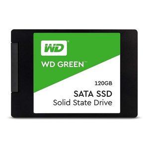 Western Digital Green SATA III 120GB 6-Gbs SSD