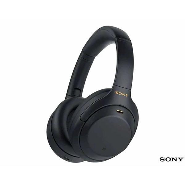 Sony WH-1000XM4 Wireless Noise Canceling Headphones - Black