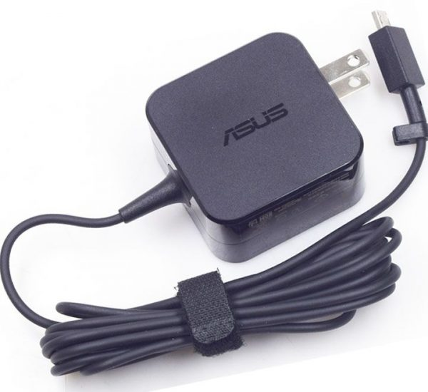 Asus EeeBook E202 E202SA E205 E205SA X205 X205T X205TA 33W 19V 1.75A Micro USB Laptop AC Adapter Charger (Vendor Warranty)