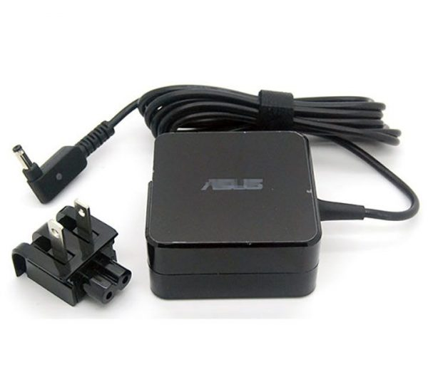 Asus Vivobook F201E Q200E S200E X200CA X200M X201E X202E 33W 19V 1.75A 4.0*1.35mm Laptop AC Adapter Charger (Vendor Warranty)